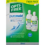 Opti-Free Pure Moist Multi-Purpose Disinfecting Solution