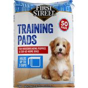 First Street Training Pads