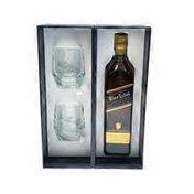 Johnnie Walker Blue Label Scotch750/Glas
