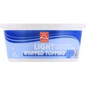Sunny Select Whipped Topping, Light