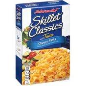 Schnucks Cheesy Pasta Add Tuna Skillet Classics