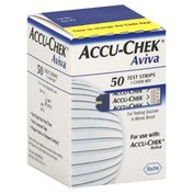 Accu-Check Test Strips, 1 Code Key