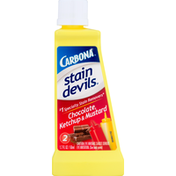 Carbona Stain Devils Chocolate, Ketchup & Mustard