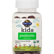 Garden of Life Probiotic, Cherry Flavor, Vegetarian Gummies
