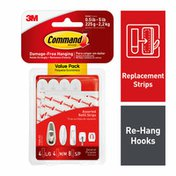 3M Command™ Refill Strips