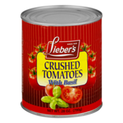 Lieber's Crushed Tomatoes with Basil