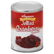 Wegmans Food You Feel Good About Jellied Cranberry Sauce