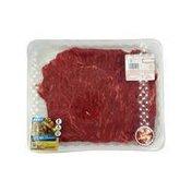 Thin Cut Boneless Beef Flap Steak