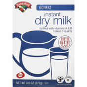 Hannaford Nonfat Dry Milk