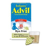 Advil Infant Pain Reliever and Fever Reducer, Infant Pain Reliever and Fever Reducer