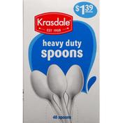 Krasdale Spoons, Heavy Duty