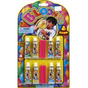 Ja-Ru Inc. Bloonies, Assorted Colors, 8 Pack