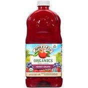 Apple & Eve Organics Berry Grape 100% Juice