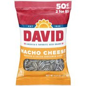 DAVID Seeds Nacho Sunflower Seeds
