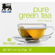 Food Lion Green Tea
