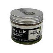 Salt Odyssey Sea Salt with Oregano & Sesame
