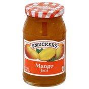 Smucker's Jam, Mango, Jar