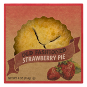Table Talk Old Fashioned Pie Strawberry