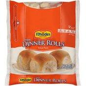 Rhodes Bake-N-Serv Yeast Dinner Frozen Rolls Dough