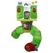 The World Of Eric Carle Neck Pillow & Strap Cover Set