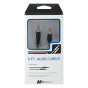 MobilEssentials Audio Cable 6 FT