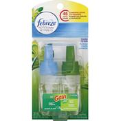 Febreze Scented Oil Refill, Gain Original/Fresh Linen