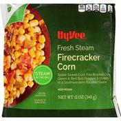 Hy-Vee Firecracker Corn, Fresh Steam