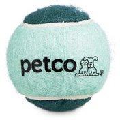 "Petco 2.5"" Teal Tennis Ball"