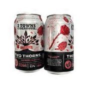 2 Towns Ciderhouse Cot in the Act Single Can Cider