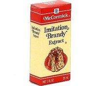 McCormick® Imitation Brandy Extract