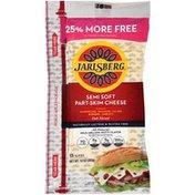 Jarlsberg Semi Soft Part-Skim Cheese