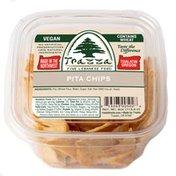 Trazza Foods Pita Chips