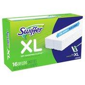 Swiffer Xl Dry Sweeping Cloths