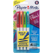 Paper Mate Pens, Bold Point