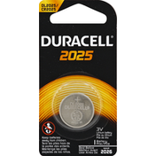 Duracell Battery, Lithium, 2025