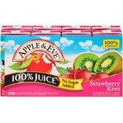 Apple & Eve Strawberry Kiwi 100% Juice