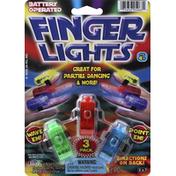 Ja-Ru Inc. Battery Operated Finger Lights