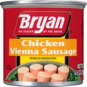 Bryan Chicken Vienna Sausage