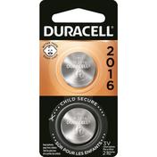 Duracell Duralock Power Preserve Batteries 2016