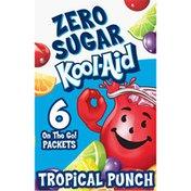 Kool-Aid Zero Sugar On the Go Tropical Punch Drink Mix