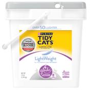 Purina Tidy Cats Light Weight, Low Dust, Clumping Cat Litter, LightWeight Glade Clean Blossoms Multi Cat Litter