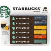Starbucks Coffee Capsules Variety Pack
