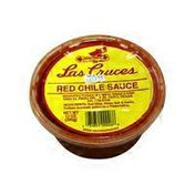 Las Cruces Red Chile Sauce