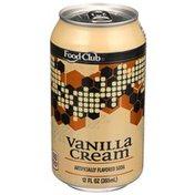 Food Club Caffeine Free Vanilla Cream Soda