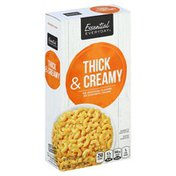 Essential Everyday Macaroni & Cheese Dinner, Thick & Creamy
