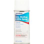 Weeks & Leo Lice, Bedbug & Mite Spray