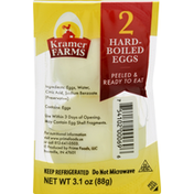 Kramer Farms Eggs, Hard-Boiled