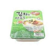Hansons Cooksi Korea Rice Noodle With Kimchi Flavor Soup