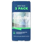 Gillette Antiperspirant Deodorant For Men, , Wild Rain