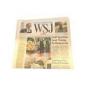 Wall Street Journal Wall Street Journal Weekend
